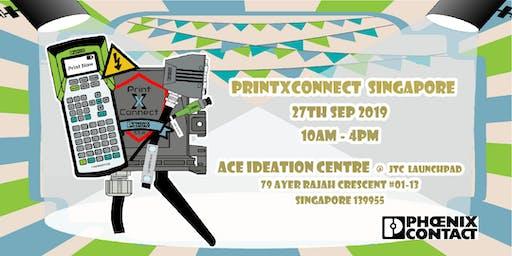 PrintXConnext Day Singapore presented by Phoenix Contact SEA