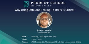 Why Using Data And Talking To Users Is Critical