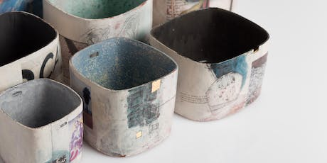 Ceramics: Five week evening course for beginners tickets