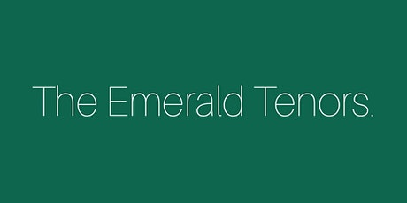 The Emerald Tenors tickets