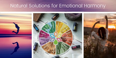 Essential Oils for Moods, Emotions, Sleep & Stress tickets
