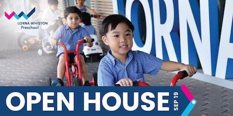 Lorna Whiston Preschool Open House @ Winchester tickets