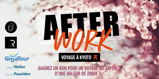 Afterwork : Voyage à Kyoto !