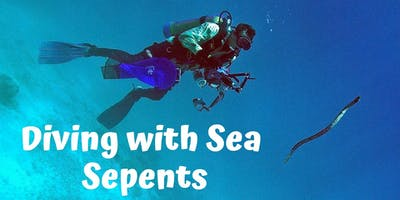 Diving with Sea Serpents