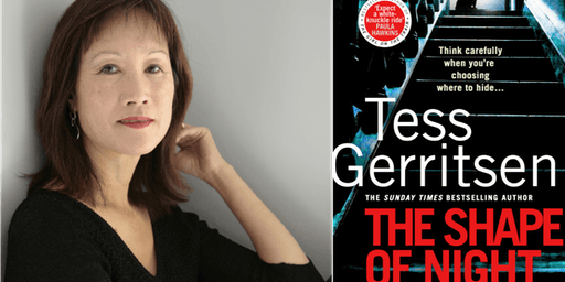 Crime writer Tess Gerritsen returns to Bolton
