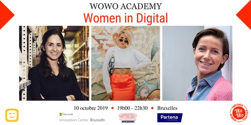 WoWo Academy - Women in Digital - Bruxelles