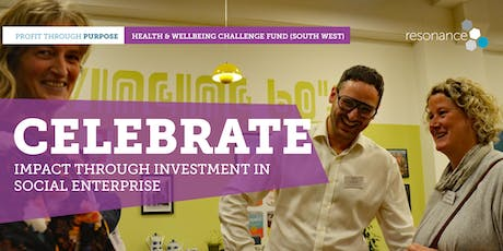 Health & Wellbeing Challenge Fund (South West) Celebration and Marketplace Event tickets