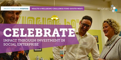 Health & Wellbeing Challenge Fund (South West) Celebration and Marketplace Event