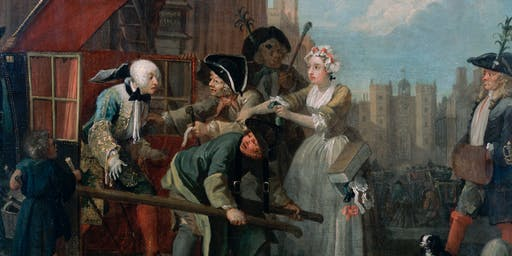 Hogarth's Moral Geography