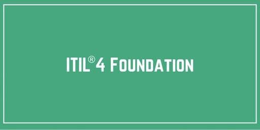 ITIL® 4 Foundation Training & Certification in Manila