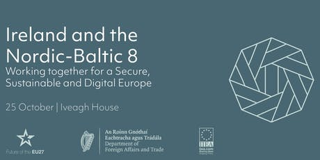 Ireland and the Nordic-Baltic 8 Conference tickets