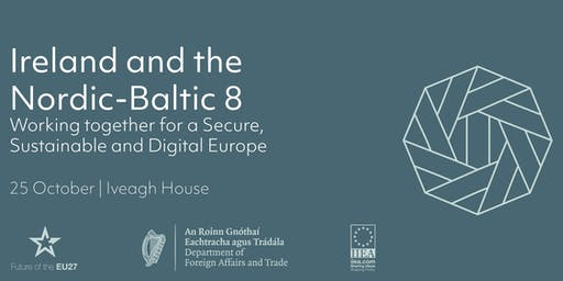 Ireland and the Nordic-Baltic 8 Conference