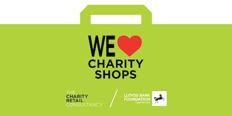 Charity Retail Workshop tickets