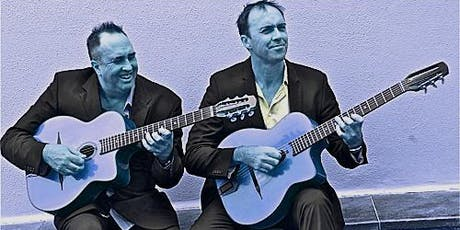Date Brothers Gypsy Jazz Guitar double bill with Heather Rose tickets