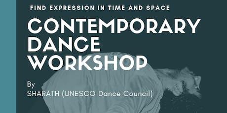 CONTEMPORARY DANCE WORKSHOP @ LINC KL tickets