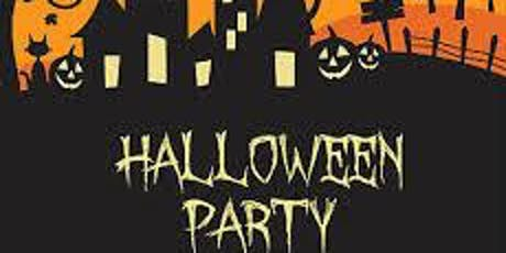 The ultimate Halloween Party @ Number 32 tickets