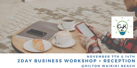 Business - Financial Workshop tickets