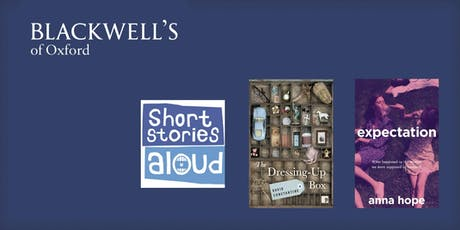 Short Stories Aloud  - David Constantine and Anna Hope tickets