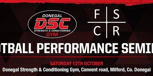 DSC Football Performance Seminar