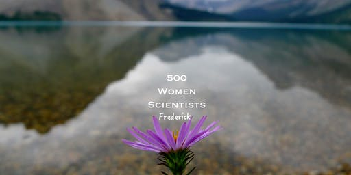 500 Women Scientists Frederick Pod meeting