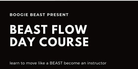 BEAST FLOW  CERTIFICATION COURSE  TRAINING DAY tickets