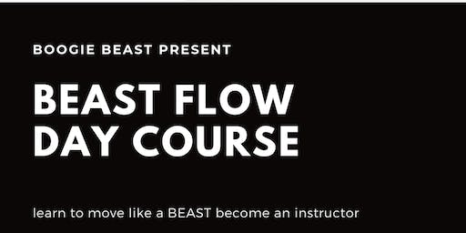 BEAST FLOW  CERTIFICATION COURSE  TRAINING DAY