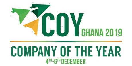 JA Africa 2019 Company of the Year Competition  tickets