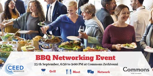 BBQ Networking Event