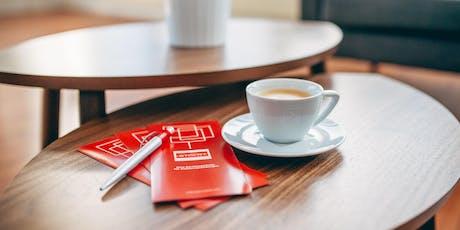 """ST@RTPUNKT: Expertenrunde zum Thema """"Digitalisierung"""" tickets"""