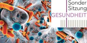 Sondersitzung GESUNDHEIT: Antibiotikaresistenz