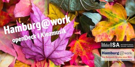 openDeck | Kiezmusik Tickets