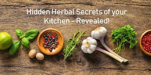 Hidden herbal secrets of your kitchen - revealed!