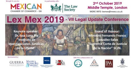 Lex Mex CONFERENCE 2019 - 7th Edition (MexCC) tickets