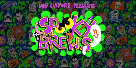 Spooky Brews Vol. II Boston Craft Beer Festival tickets