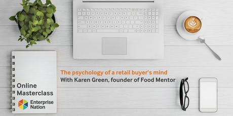 Online masterclass: The psychology of a retail buyer's mind tickets