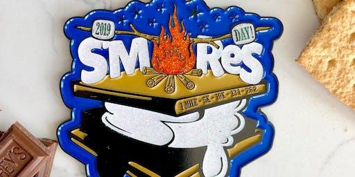 The S'mores Day 1 Mile, 5K, 10K, 13.1, 26.2 -Charlotte