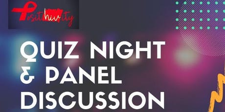 Posithivity's Quiz Night and Panel Discussion tickets