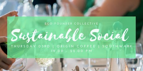 Sustainable Supper Club tickets