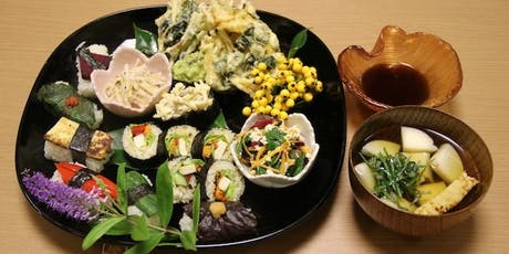 Kaiseki - Japanese art of Vegan cuisine accompanied with tea ceremony tickets