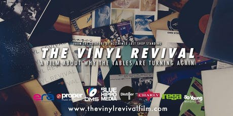 The Vinyl Revival with Graham Jones tickets