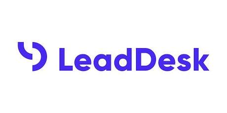 LeadDesk - Die Software für Ihren Vertrieb Tickets