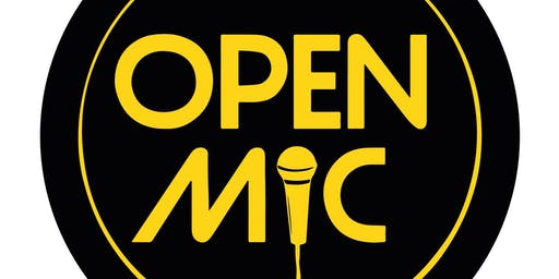 Open Mic x Sydnicate Launch Party
