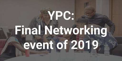 YPC: Games Night & Networking - Final Event off 2019