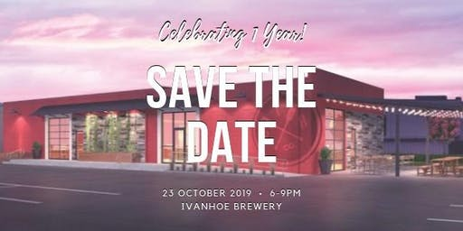 Anniversary Celebration - Come See What's Brewing