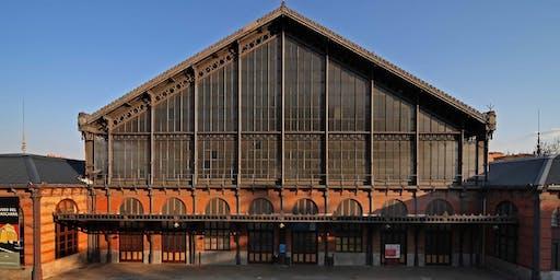 OHM2019 - Estación de Delicias - Museo del Ferrocarril