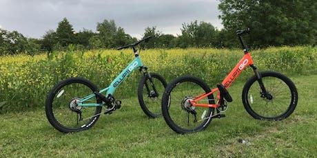 Nieuw in de polder: Standup biken op een ElliptiGO fiets tickets