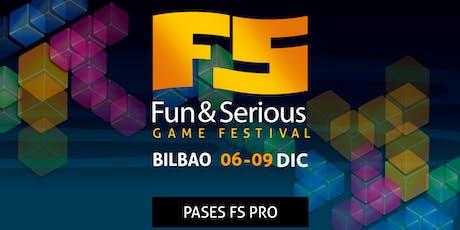 F&S PRO entradas