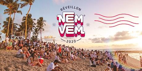 Réveillon NemVem 2020 ingressos
