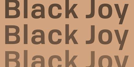 Black Joy tickets