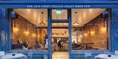 Wine Tasting & Food Pairing at The Italian Job Pub